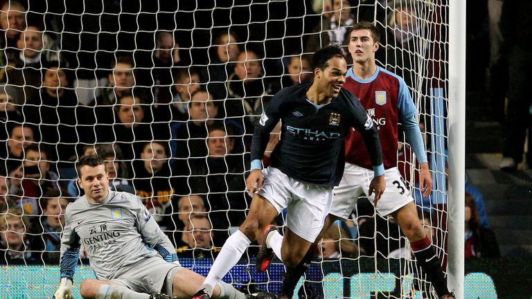City's win over Aston Villa in 2012 is Lescott's favourite Premier League game