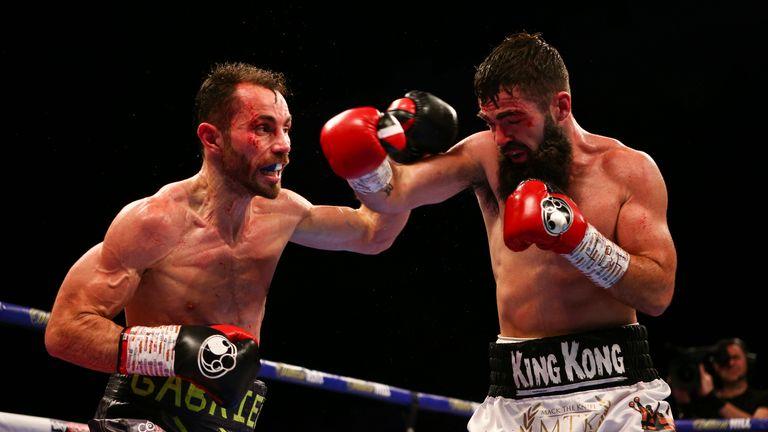 Brook vs Zerafa: Jono Carroll and Guillaume Frenois battle to a draw in eliminator fight | Boxing News |
