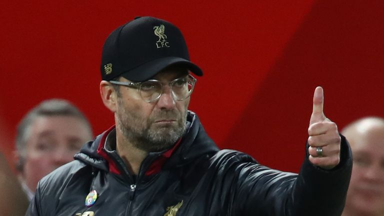 Klopp has been charged by the FA for running onto the pitch