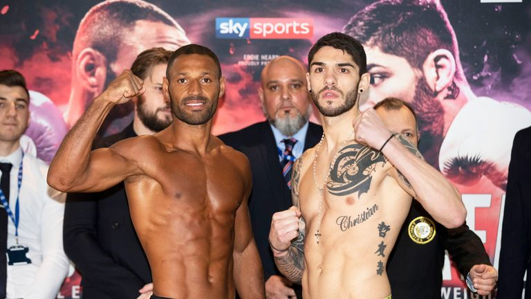 Brook calls out Khan after laboured defeat of Zerafa