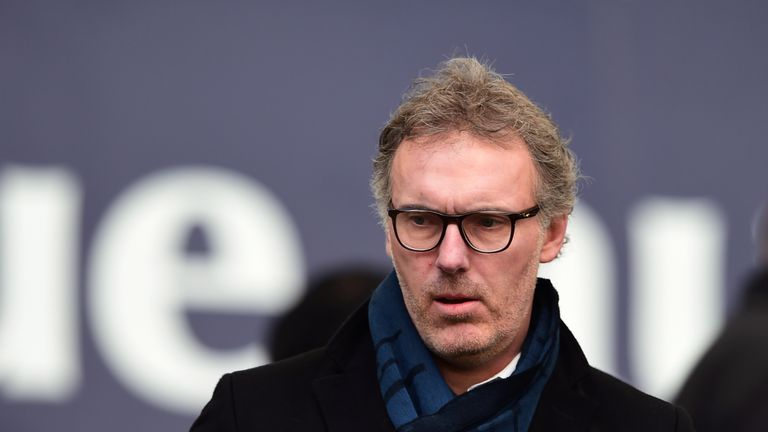Laurent Blanc played for Manchester United between 2001-2003