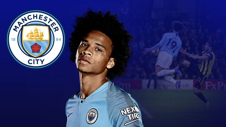 Leroy Sane's goal against Watford shows how his game is evolving | Football News |