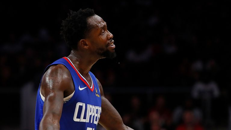 Los Angeles Clippers Patrick Beverley Fined 25k For