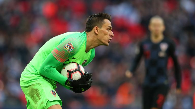 Lovre Kalinic joined Aston Villa from Gent