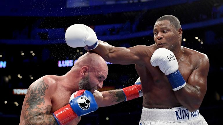 Luis Ortiz stops Travis Kauffman in the final round to remain on course for another world title fight | Boxing News |