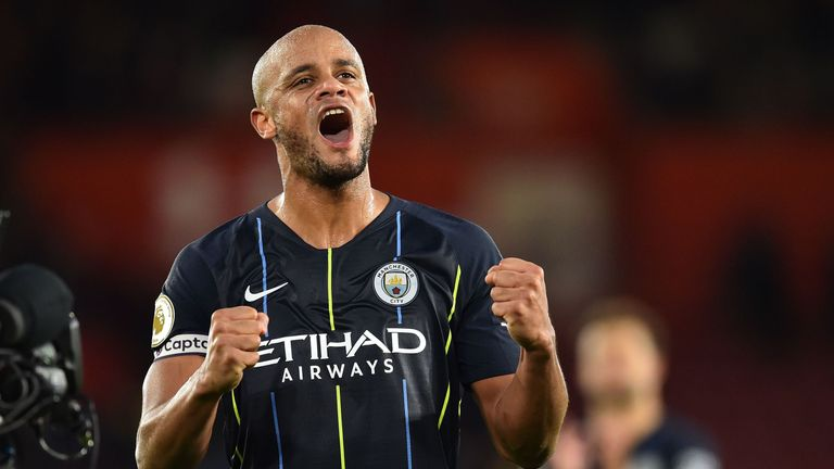 Wounded City ready to fight Liverpool, insists Kompany