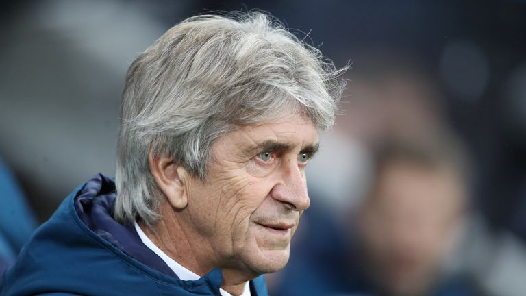 Manuel Pellegrini says his West Ham side should only focus on Cardiff on Tuesday night