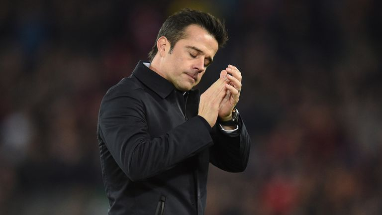 Marco Silva could face punishment from the FA for his behaviour on Saturday