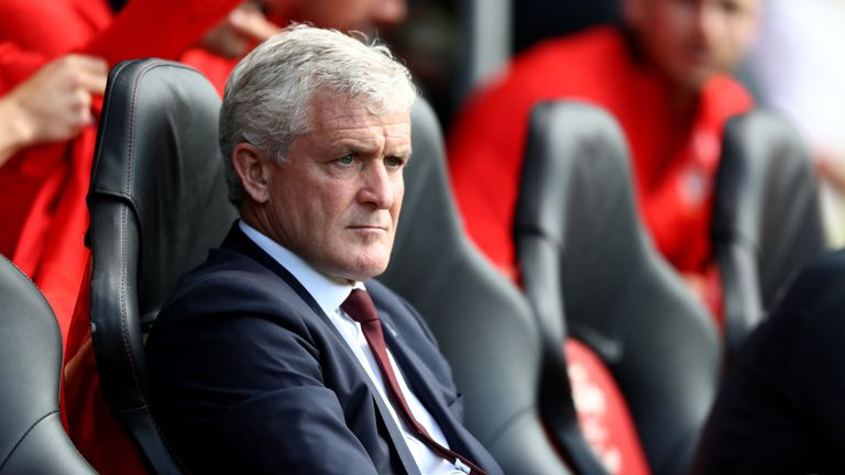 Mark Hughes sacked but problems run much deeper at Southampton | Football News |