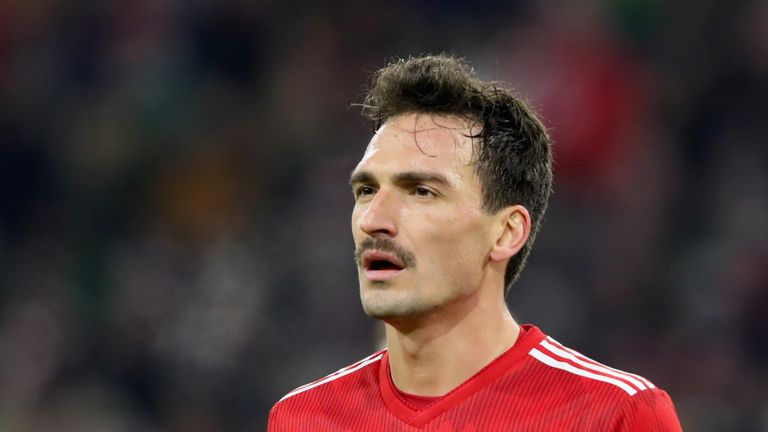 Could Mats Hummels&#039 time at Bayern come to an end this summer