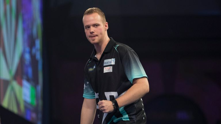 Max Hopp has been the poster-boy for German darts for the best part of a decade