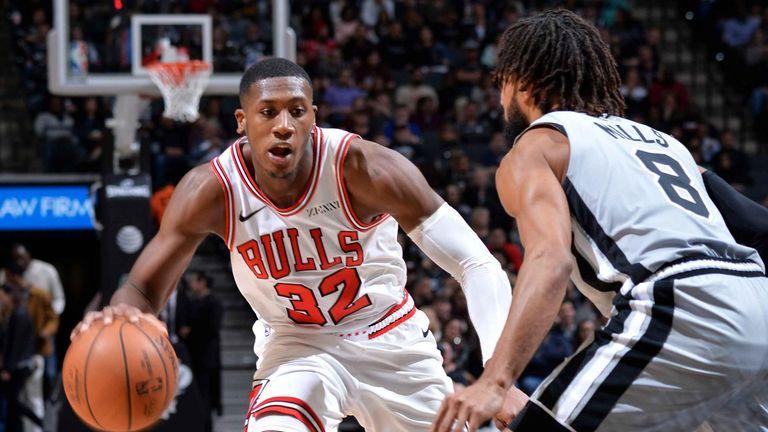 98 Bulls - Spurs 93