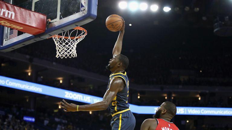 NBA DURRANT