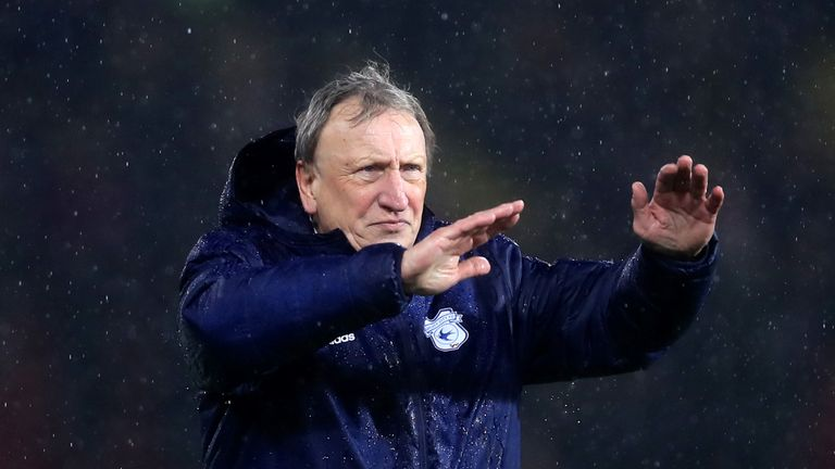 Cardiff boss Neil Warnock is critical of the way Brexit is being handled