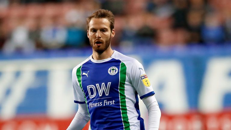 Wigan's Nick Powell reportedly turned down a new deal at the end of 2018