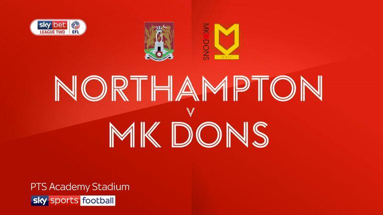 Northampton vs MK Dons preview