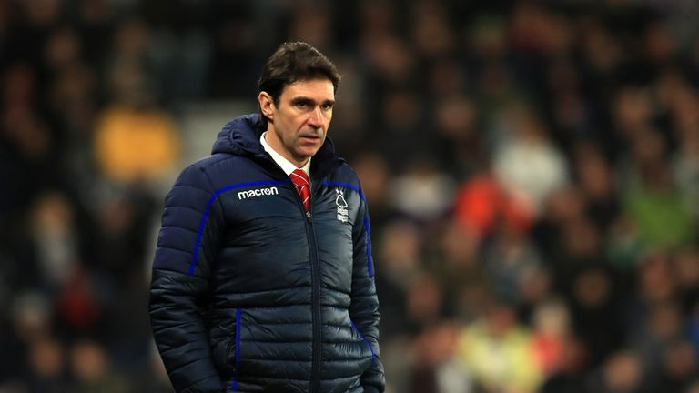 Nottingham Forest parted company with manager Aitor Karanka on Friday morning