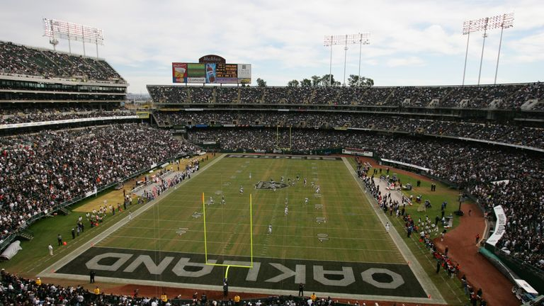The Raiders' lease at the Oakland Coliseum expired on Wednesday.