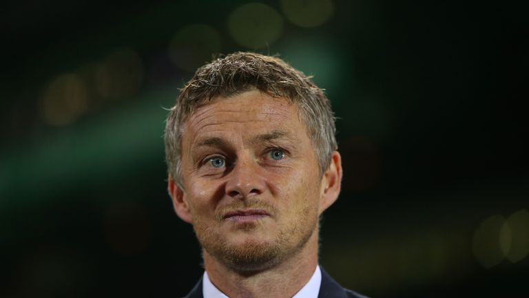 Ole Gunnar Solskjaer has had a mixed time of it in management