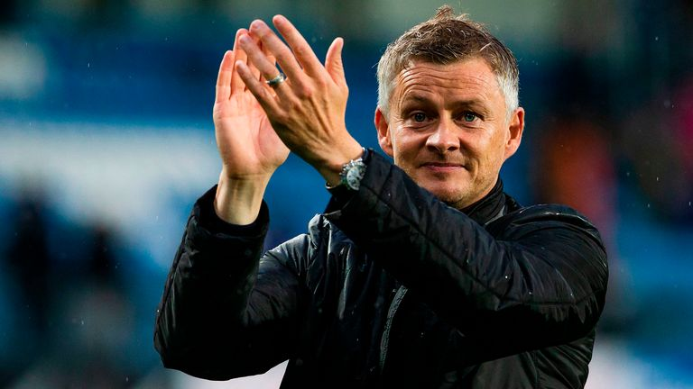 Solskjaer has temporarily left his second spell in charge of Norwegian side Molde to take over at Old Trafford