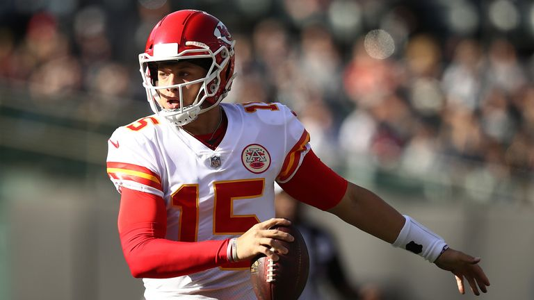 The Chiefs could have the 2018 MVP in Mahomes