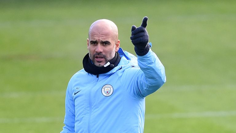 Pep Guardiola does not think Manchester City will face a Champions League ban