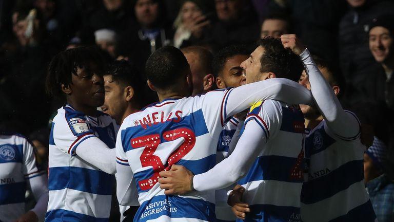 Nahki Wells scored in QPR's home win