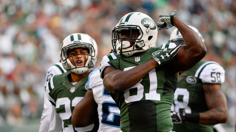 Jets Sign Receiver Quincy Enunwa To 4-Year Extension