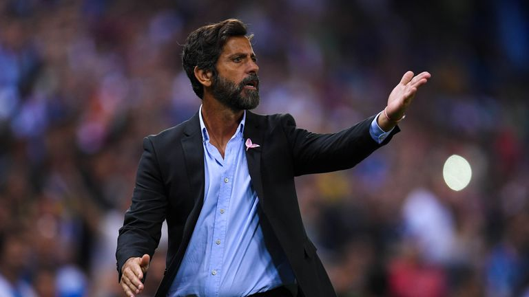 Quique Sanchez Flores guided Watford to an FA Cup semi-final during his one season in charge