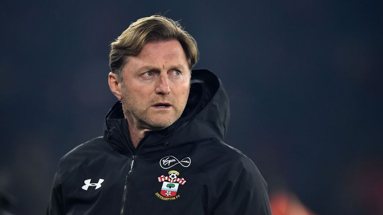 Hasenhuttl's Saints will have a three-week break between the games against Spurs and Brighton this month