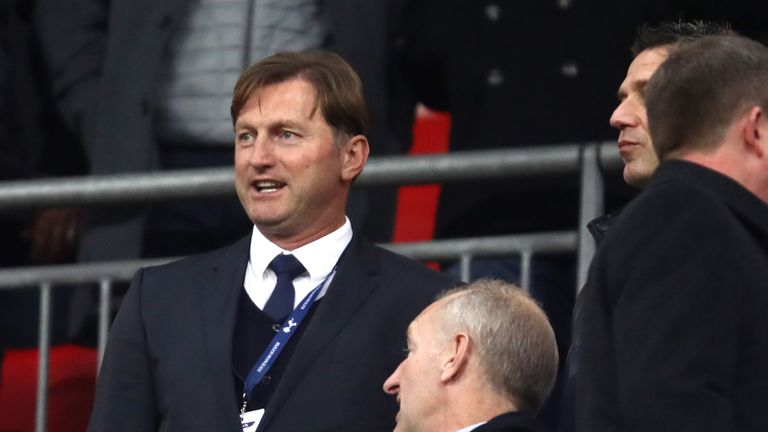 Hasenhuttl's first game in charge of Southampton is against Cardiff