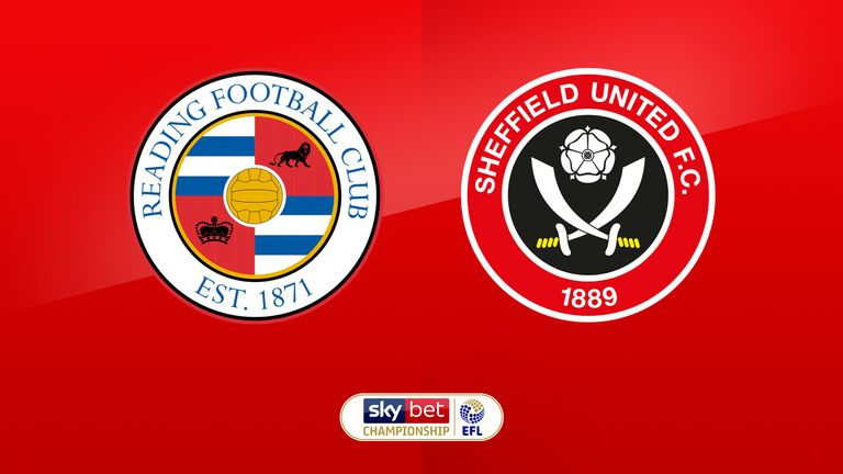 Reading vs Sheffield United preview: Championship clash live on Sky Sports Football | Football News |