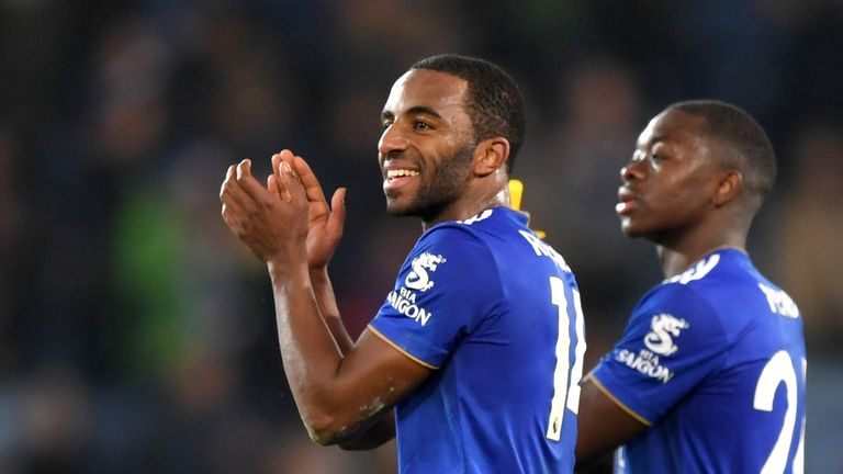 Ricardo Pereira has produced a string of top performances for Leicester