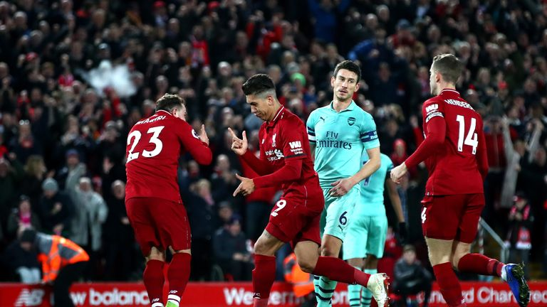 Liverpool produced an impressive performance to defeat Arsenal 5-1 on Saturday