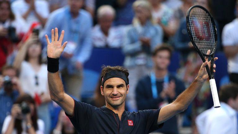 Roger Federer Beats Cameron Norrie At Hopman Cup Tennis News Sky