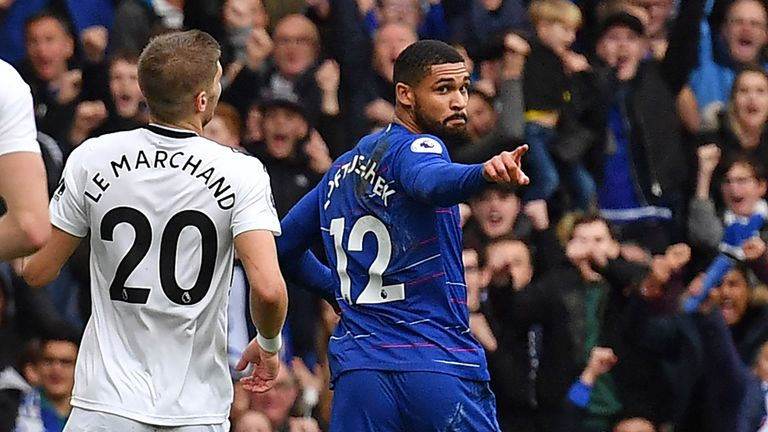 Ruben Loftus-Cheek will need to be assessed by Chelsea