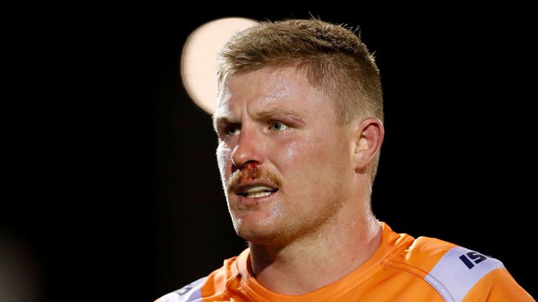 London Broncos sign Luke Yates from Newcastle Knights on one-year deal | Rugby League News |