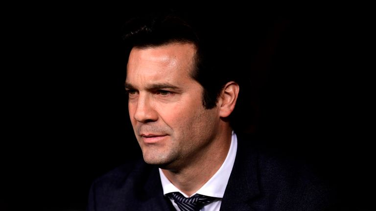 Santiago Solari's future will be under scrutiny after two losses to Barcelona in four days