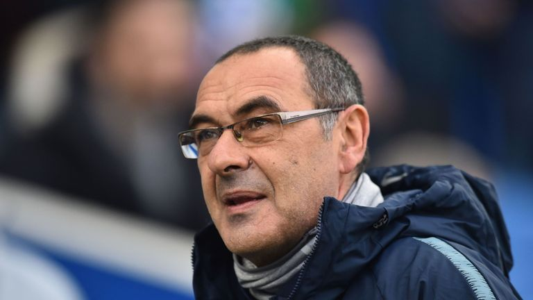 Chelsea boss Maurizio Sarri could rotate his side against Bournemouth