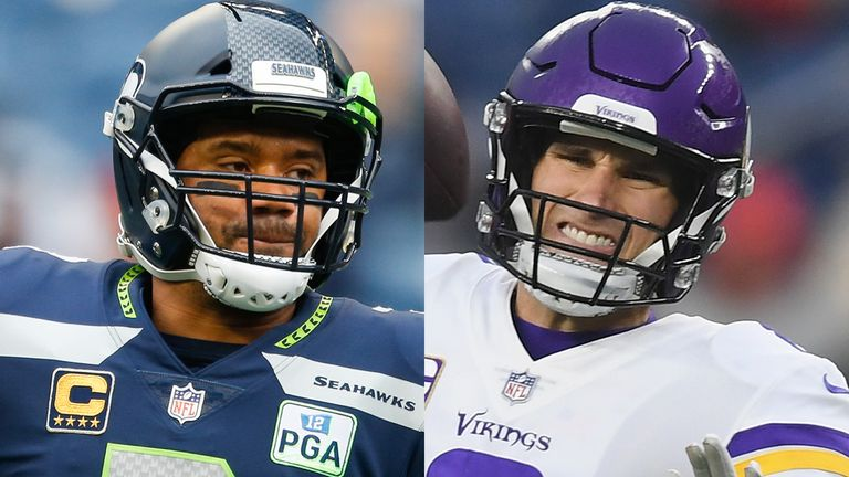 The Seahawks and Vikings meet in a massive Monday Night Football matchup