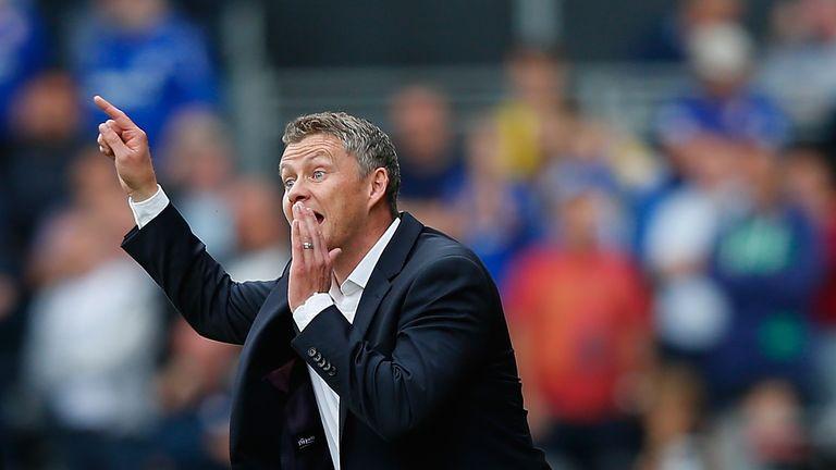 Ole Gunnar Solskjaer is Manchester United's caretaker manager