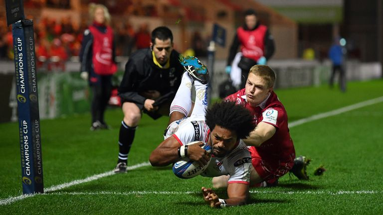 Ulster picked up an impressive bonus-point win away at Scarlets on Friday, with Henry Speight among the try scorers