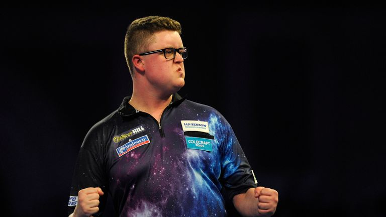 Ted Evetts has never gone beyond the last 32 of a senior PDC televised event