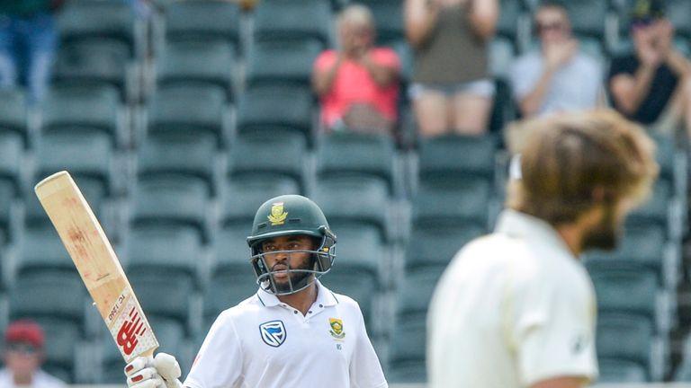 Temba Bavuma has lost his spot in the South Africa side to Rassie van der Dussen