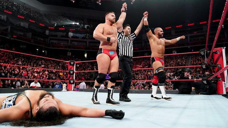 The Revival have lost their Raw title matches in controversial circumstances