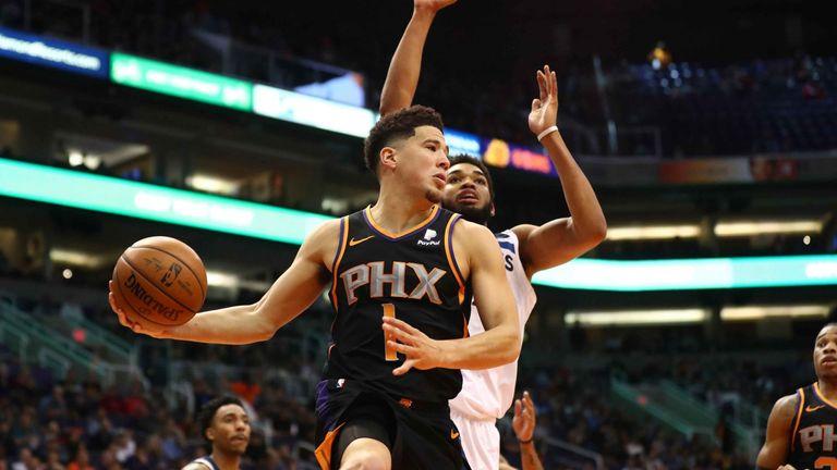 99 Timberwolves - Suns 107