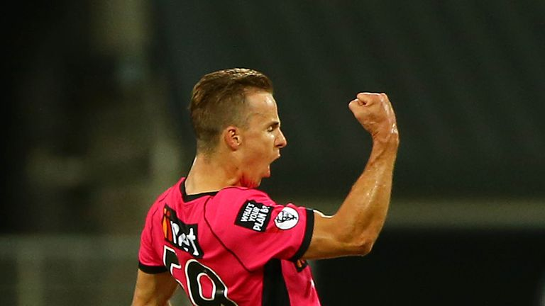 Tom Curran starred with ball and bat for Sixers in a losing cause