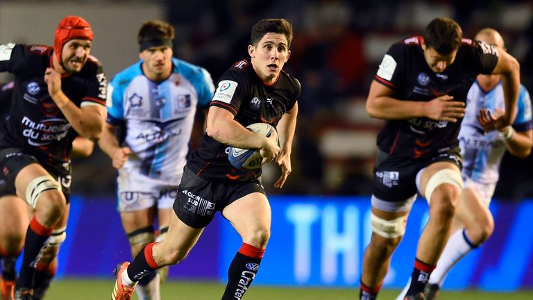 Toulon are up and running in Pool 5 of the Champions Cup