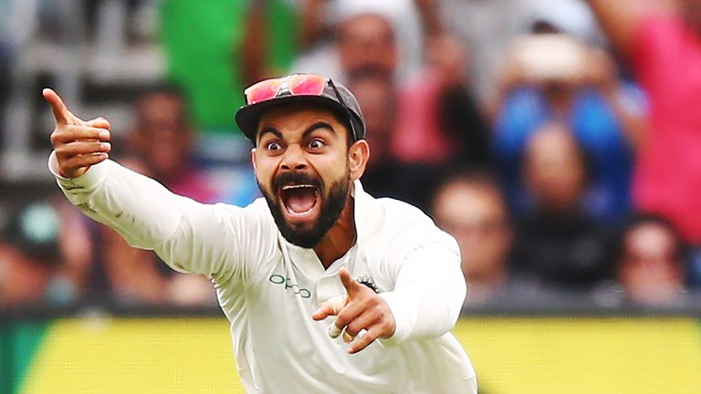 Virat Kohli will captain India in the West Indies