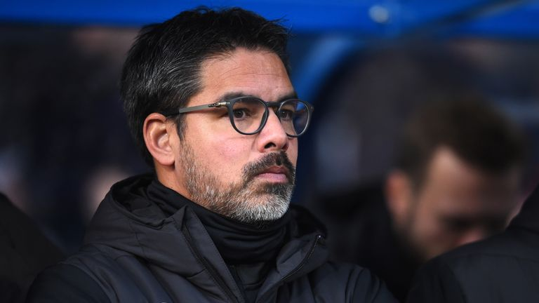 David Wagner's side are in danger of becoming cut adrift at the bottom
